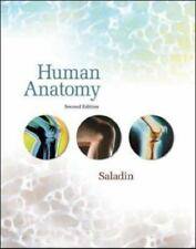 Human anatomy by kenneth s saladin 2013 hardcover ebay human anatomy by kenneth s saladin 2007 hardcover revised fandeluxe Gallery