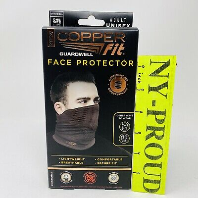 NEW Copper Fit Face Protector Mask Fashionable, Reusable ...