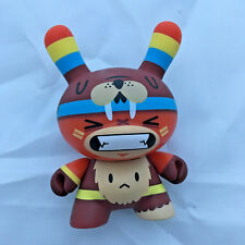 Kidrobot Sideshow Dunny 2013 Totem Bear Owl Great Condition!