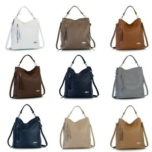 LiaTalia-Womens-Genuine-Italian-Leather-Zip-Hobo-Shopper-Shoulder-Handbag-Gwen