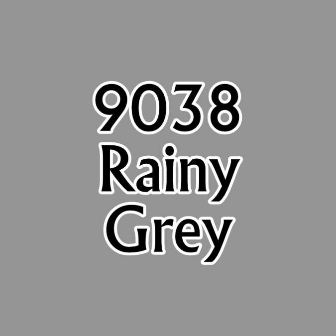RPR09089 Reaper Master Series Paints Cloudy Grey 1//2oz