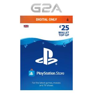 Playstation-Network-25-Card-PSN-25-GBP-UK-Store-Key-PS4-PS3-PSP-25-Pounds