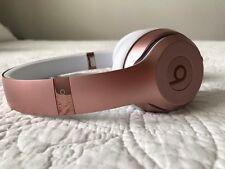 Beats by Dr. Dre Solo3 Wireless Headband Headphones - Rose Gold