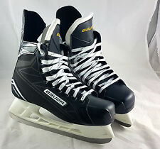 Bauer Herren Schlittschuhe Eishockey Supreme S 140, Schwarz, EU 45.5  *NEU*