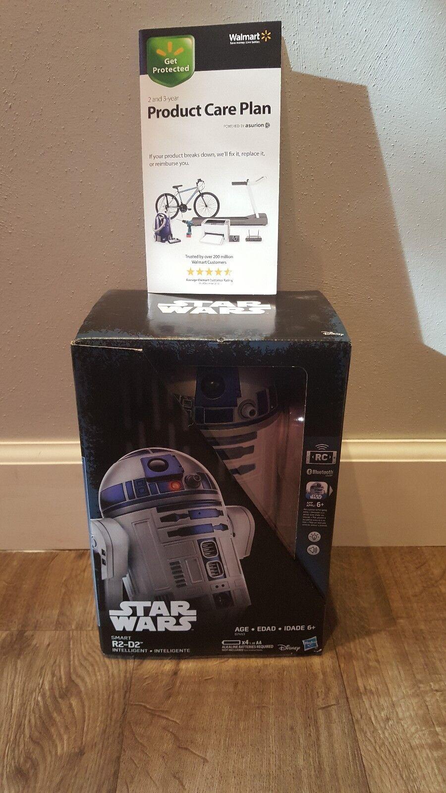 Hasbro Star Wars Wars Wars Smart R2-D2 b69b53