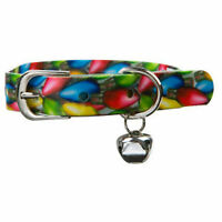 Top Paw Waterproof Christmas Lights Dog Buckled Collar - Sale Benefits Rescue