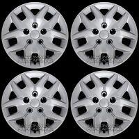 4 2013-16 Dodge Journey 17 Bolt On Hub Caps Full Rim Covers Fit Steel Wheel