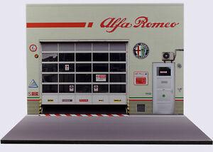 Diorama-presentoir-Alfa-Romeo-Melfa-Auto-S-p-a-1-24eme-24-2-E-E-007