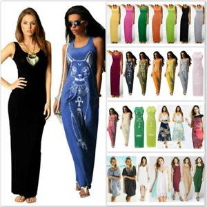 Summer-Women-Sleeveless-Stretchy-Slim-Bandage-Bodycon-Dress-Maxi-Long-Dress