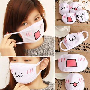 Cute-Anime-Mouth-muffle-Kaomoji-Anti-Dust-Face-Mask-Kawaii-1PC-Lovely-Ho-nk