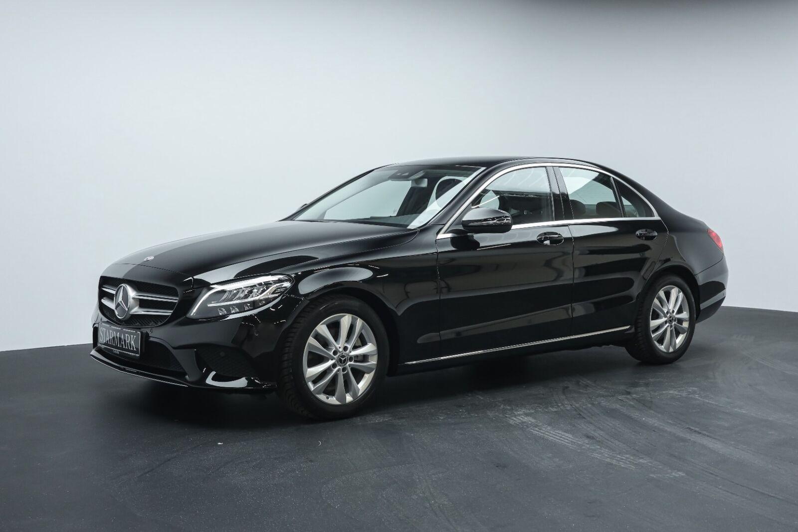 Mercedes-Benz C220 d 2,0 Avantgarde aut.
