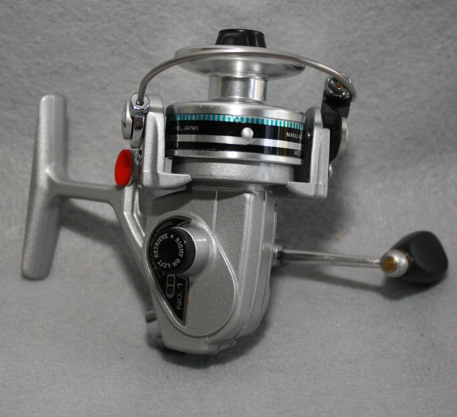 Daiwa SS No. 1 Super Sport Ultralight Spinning Reel Made in Japan
