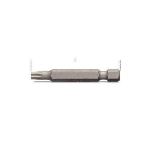 INSERTI PER AVVITATORI PER VITI CON IMPRONTA TORX® 1//4 L MM 50 T20 ART 862TX
