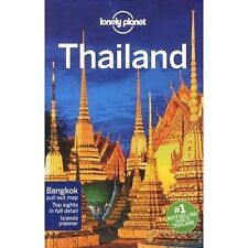 Lonely Planet Thailand by Lonely Planet (£17.99 RRP)