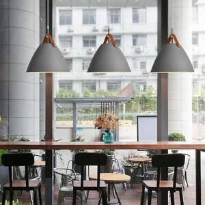 Details about Kitchen Pendant Light Bar Lamp Home Grey Chandelier Lighting  Room Ceiling Lights