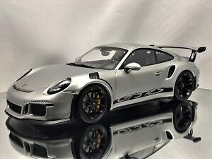 1:18 Minichamps Porsche 911 991 GT3 RS 2015 lightgreen