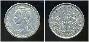 Section SpéCiale Afrique Occidentale Francaise 1 Franc 1948 Anm