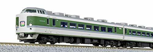 Kato N Scale serie 189 'Asama' pequeña ventana formación estándar 5 Coche Nuevo Set