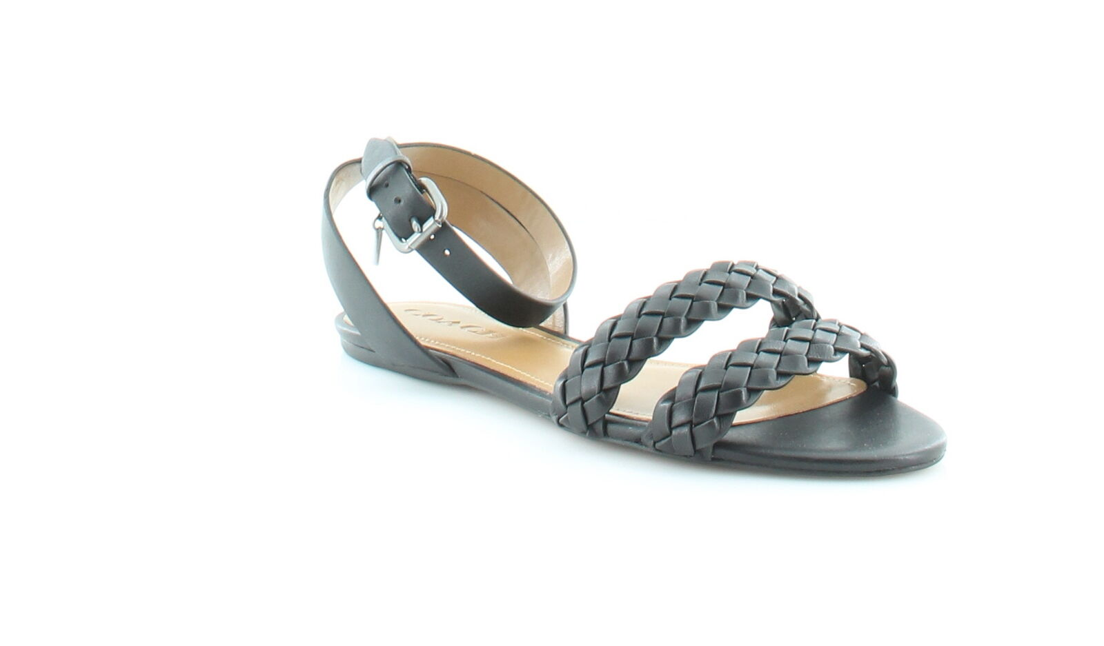 Nuevos Zapatos para mujer Scarlett Negro entrenador de tamaño 7.5 7.5 7.5 M Sandalias precio minorista sugerido por el fabricante  165  bienvenido a orden