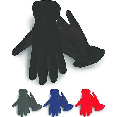 Men/'s Women/'s Polartherm™ Elasticated Anti-Pilling EXTREMELY WARM WINTER GLOVES
