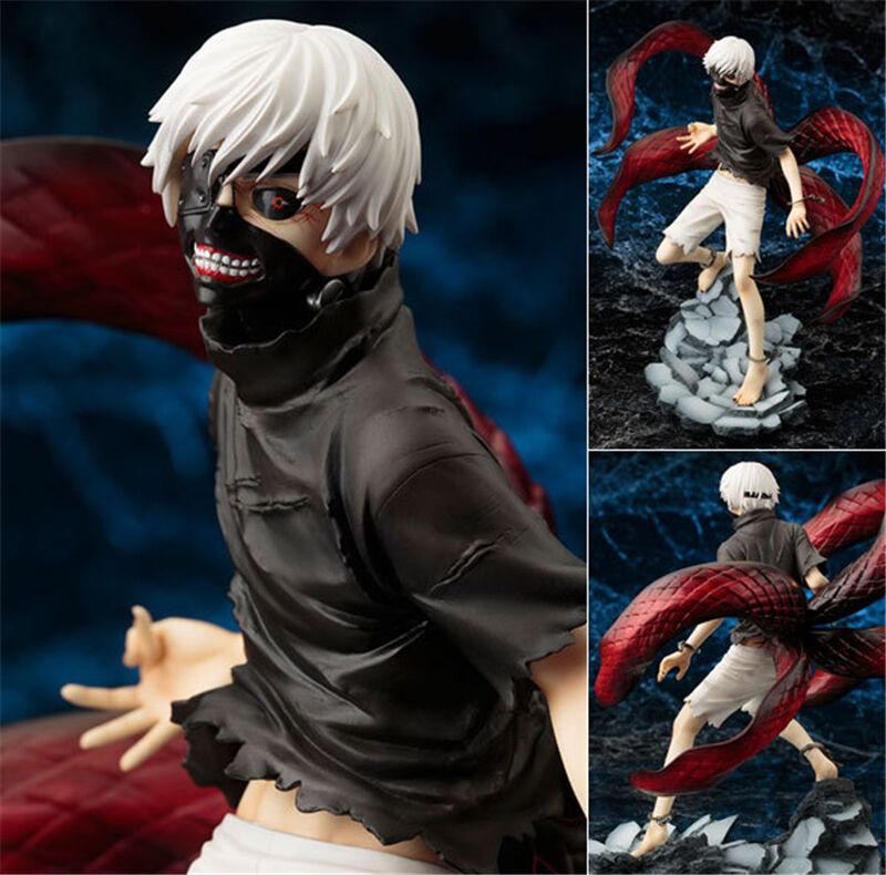 Anime Tokyo Ghoul Kaneki Ken Awakened Toy Figure Figurine Doll Collection QQQ