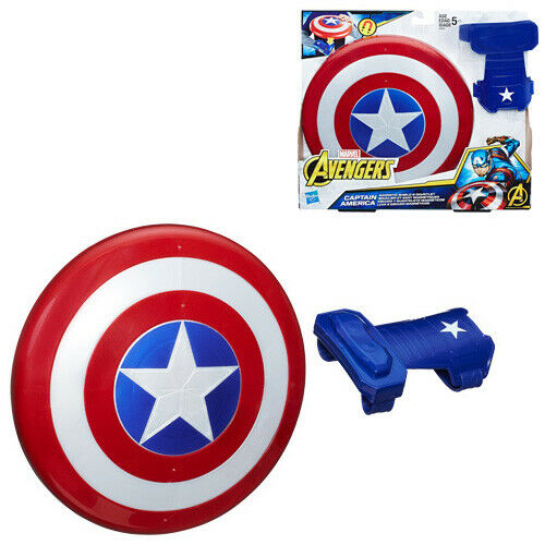 Avengers  Endspiel Captain America & Gauntlet Spielzeug Neu aus Japan F S