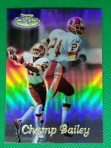 1999 Topps Gold Label Class 2#28Champ Bailey HOF NICE ROOKIE Redskins Broncos