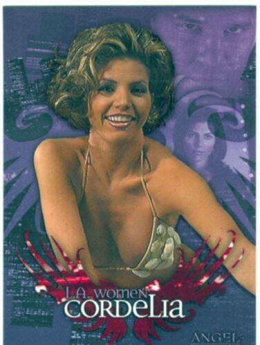 Angel Season 2 L.A Women Chase Card LA1