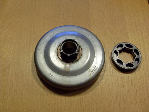 Kettenrad passend für Dolmar 109 110 115 PS 43 PS 52 ab Bj.1996 3//8 Teilung