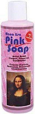 Legendary Speedball Pink Soap Artists Brush Cleaner 8oz