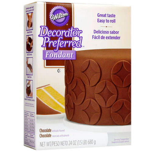 Choose the color you want Decorator Preferred Fondant Ready to Use from Wilton