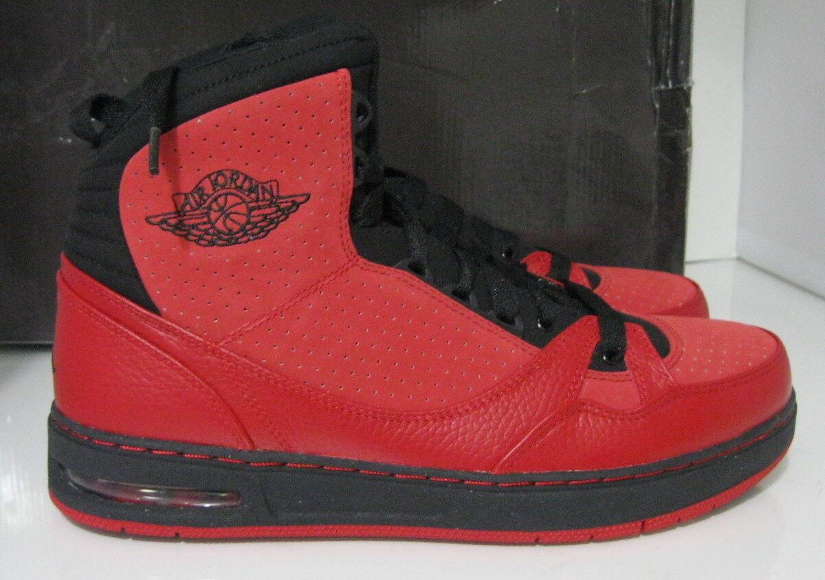 Air Jordan Clásico 384441-601 91 Varsity Rojo Negro 384441-601 Clásico Talla 10 aa78b8