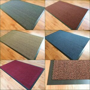 Image Is Loading Large Small Kitchen Heavy Duty Barrier Mat Non