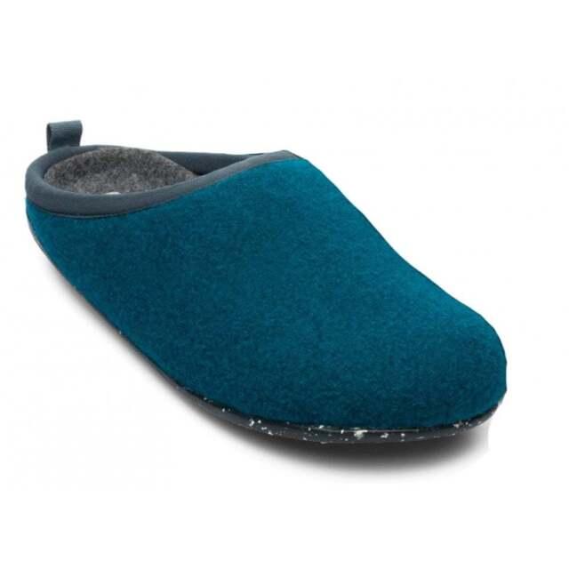 3d680c9ad5e Camper Wabi Womens Teal Wool Slippers - 36 EU for sale online