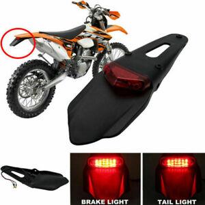 12V-Universal-Motorcycle-Enduro-Dirt-Bike-Fender-LED-Stop-Rear-Tail-brake-Light