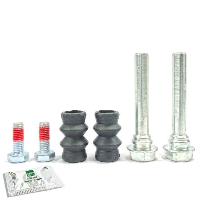 2 REAR BRAKE CALIPER SLIDER PINS GUIDE BOLT FOR AUDI A4 B6 2001-2004 113-1346X