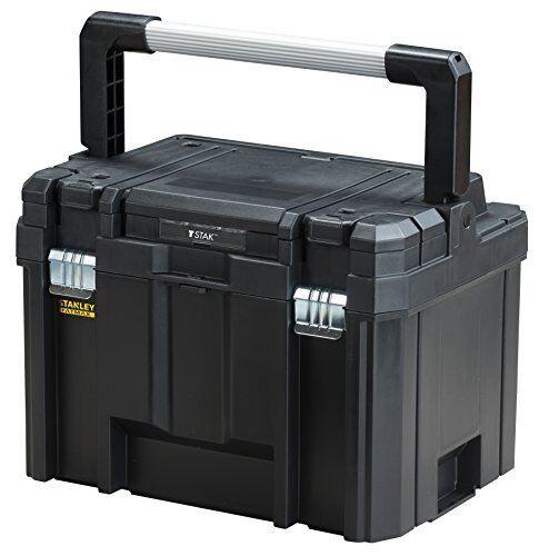 Stanley FatMax Werkzeugkoffer / Werkzeugbox TSTAK VII (tiefe Ausführung mit