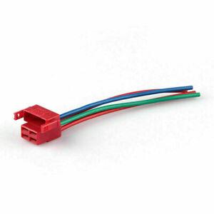Starter Relay Solenoid Plug Fit For Honda CBR 600 900 929 954 1000 1100XX 1000F