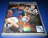Fifa Street Sony Playstation 3 Factory Sealed Free Shipping