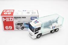 Tomica Takara Tomy #69 Nissan Diesel Quon Aquarium Truck Mini Diecast Toy Car