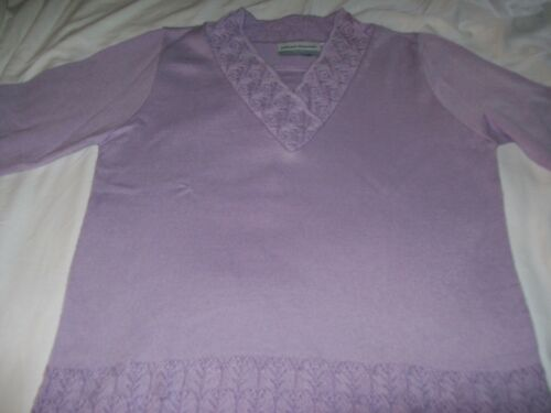 Pants Dunner Alfred lavender Petite Set And Sweater wEfSg0xf