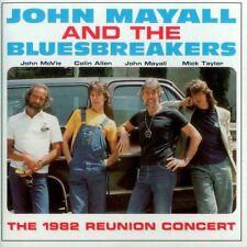 John Mayall & The Bluesbreakers - The 1982 Reunion Concert - CD  Blues Rock