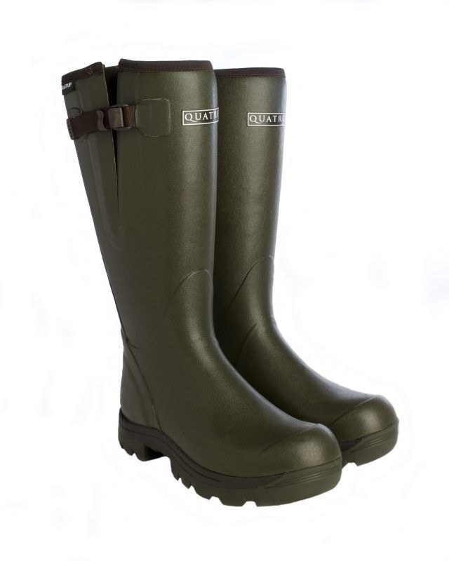 Skellerup Quattro Sport Green 6-12 Field WELLY Stivali in 6-12 Green Taglia 4-14 (CH) a53fdd