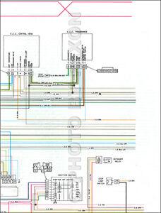 1980 Cadillac Seville COLOR Foldout Wiring Diagrams 368 6.0 Original  Electrical | eBayeBay
