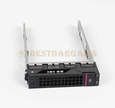 "New Lenovo RD630 RD530 RD640 RD540 2.5/"" HDD Tray 03X3836 31049382 US-SameDayShip"