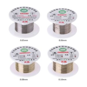 100m-Alloy-Gold-Molybdenum-Wire-Cutting-Line-LCD-Display-Screen-Separator-Repair