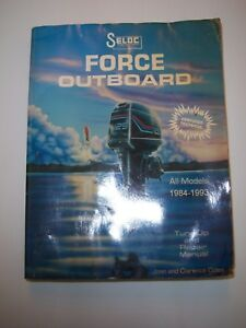 force boat motor manuals