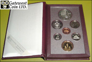1995-Red-Proof-Double-Dollar-Set-10111