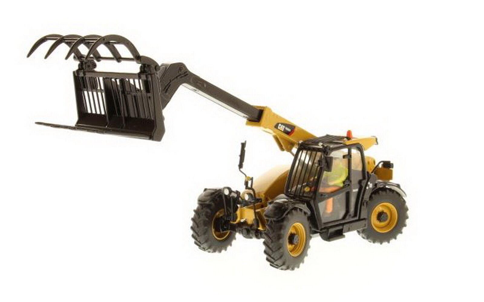 1 32 DM Caterpillar Cat TH407C Telehandler Diecast Model