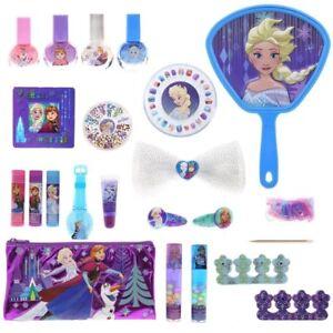 Townley Girl Disneys Frozen Cosmetic Set for Girls Nail Polish Lip Gloss and